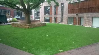 London - turf and irrigation