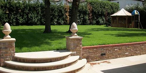 Unusual ways to use leftover lawn turf