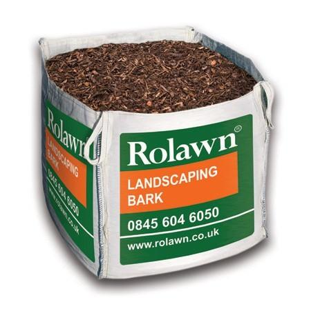 Landscaping bark - One of your four secret gardening weapons this winter
