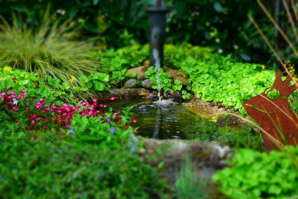 Garden Water Features That Are Perfect for Your Home This Summer