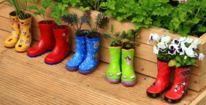 Top Tips For Recycling In The Garden