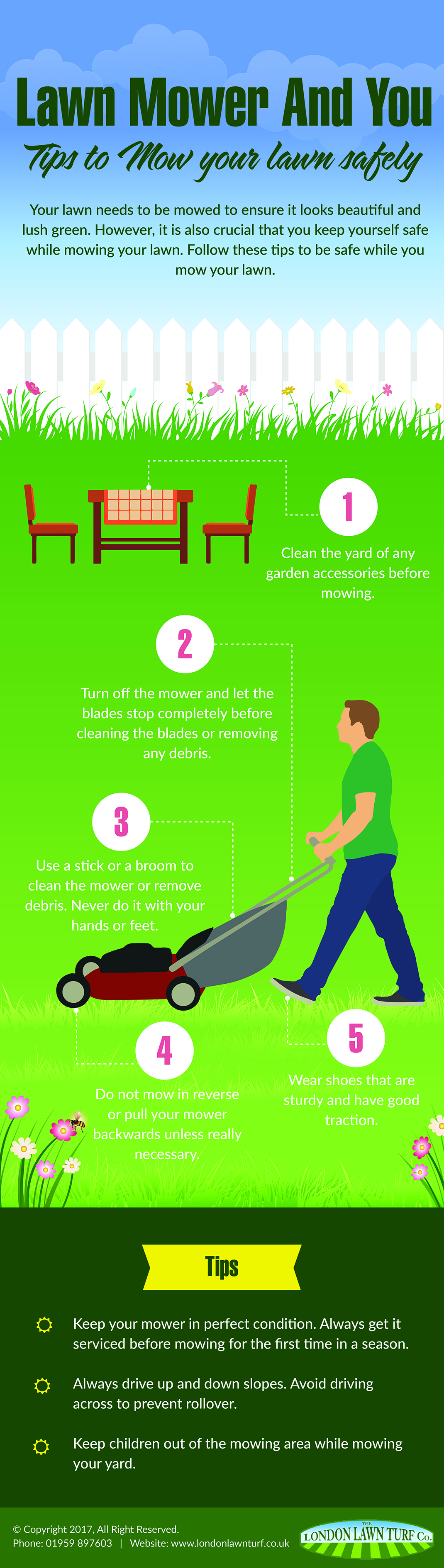 Lawn Mower and you